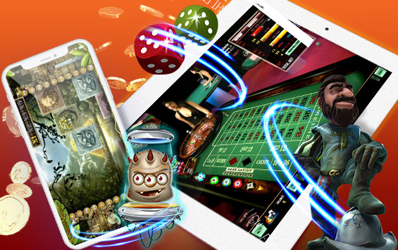 Slots Table Games